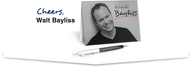 Walt Bayliss http://waltbayliss.com