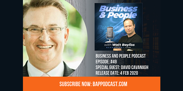 Business and People Podcast Episode 49
