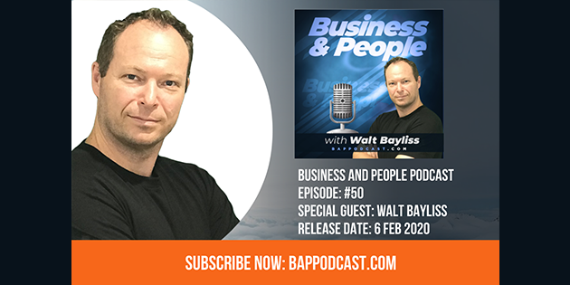 Business and People Podcast Episode 50